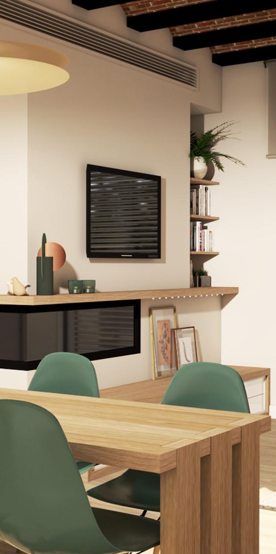 diseño sala de estar vilanova i la geltru